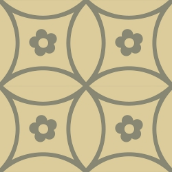 cement tiles anemone silence
