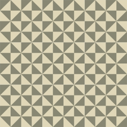 cement tiles triangles silence
