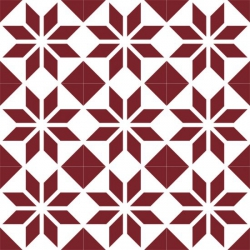 cement tiles star fire