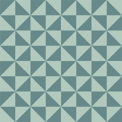 cement tiles triangles nature