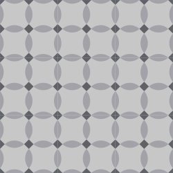 cement tiles overlapping circles classic